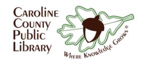 Caroline County Library Logo